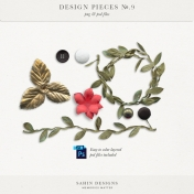 Design Pieces No.9