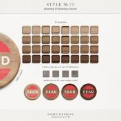 Style No.72: Wood & Distress