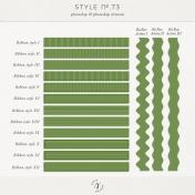Style No.73: Ribbon