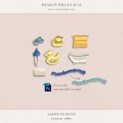 Design Pieces No.12
