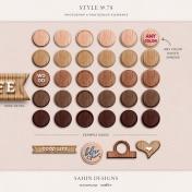 Style No.78: Wood