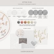 Style No.81:Vellum