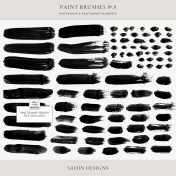 Paint Brushes No.09