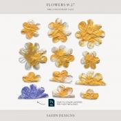 Flowers No.27