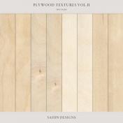 Plywood Textures Vol.II