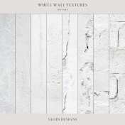 White Wall Textures