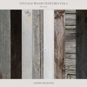 Vintage Wood Textures Vol.I