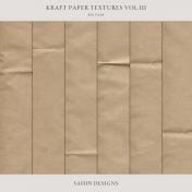 Kraft Paper Textures Vol.III