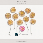 Flowers No.33