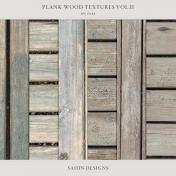 Plank Wood Textures Vol.II - CU