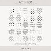 Patterns No.25