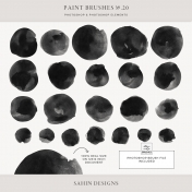Paint Brushes No.20