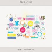 Make a Wish Elements