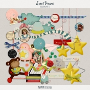Sweet Dreams Elements Kit