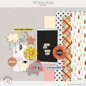 Oh Baby, Baby | June 2014 Blog Train Mini Kit