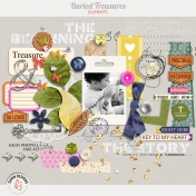 Buried Treasures {Elements}