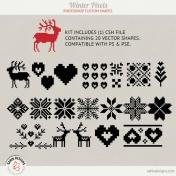 Winter Pixels