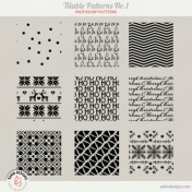 Tileable Patterns No.1
