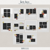 Rustic Charm Layout Templates