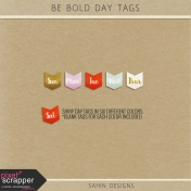 Be Bold Day Tags