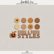 Style No:16: Cork