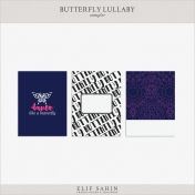 Butterfly Lullaby Pocket Card Sampler