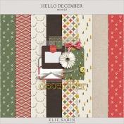 Hello December Mini Kit