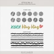 Style No.21: Glitter