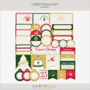 Christmas Day Printables