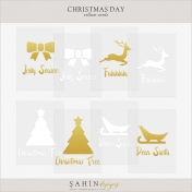 Christmas Day Vellum Cards