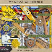 KMRD-My Messy Workbench
