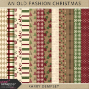 KMRD-An Old Fashion Christmas-papers