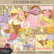 Ice Cream Social Elements