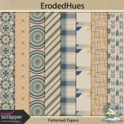 ErodedHues_patterned papers