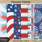 PatrioticPalette_patterned papers