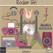Rocker Girl_elements