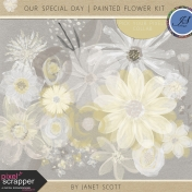 Our Special Day- Painted Flower Kit