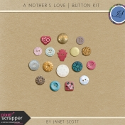 A Mother's Love- Button Kit