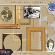 A Mother's Love- Frame Kit
