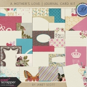A Mother's Love- Journal Card Kit