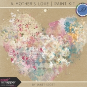 A Mother's Love- Paint Kit
