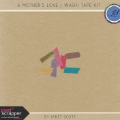 A Mother's Love- Washi Tape Kit