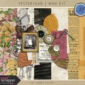 Yesteryear- Mini Kit