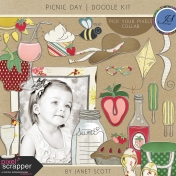 Picnic Day- Doodle Kit