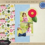 Blue Skies & Lemonade- Mini Kit