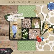 Back to Nature- Mini Kit