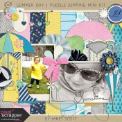Summer Day- Puddle Jumping Mini Kit