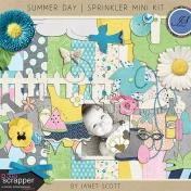 Summer Day- Sprinkler Mini Kit