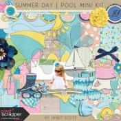 Summer Day- Pool Mini Kit