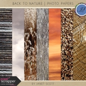 Back to Nature- Real Texture Kit